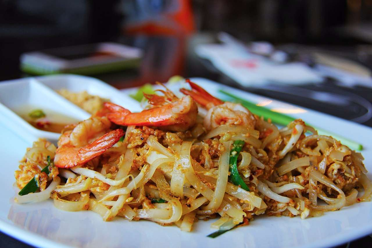 Which Traditional Thai Dish Are You?