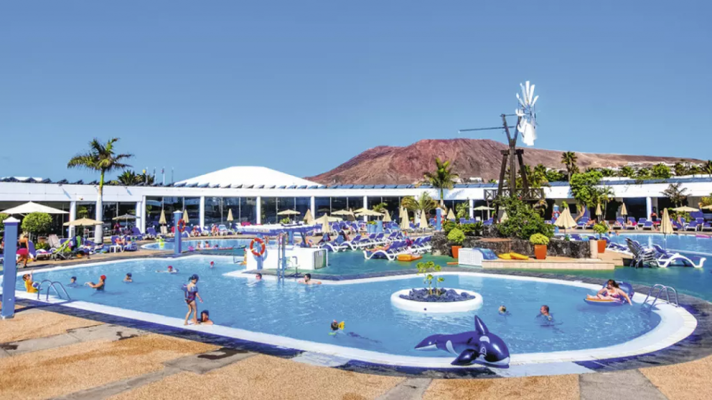 Lanzasur Splash Resort, Playa Blanca