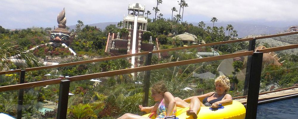 Siam Park Slide Guide – How brave are you?