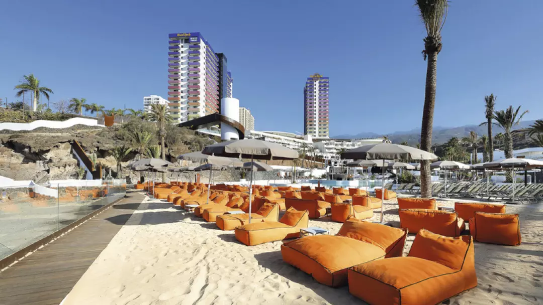 All You Need to Know About Hard Rock Hotel Tenerife