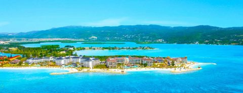 Secret St James hotel in Montego Bay