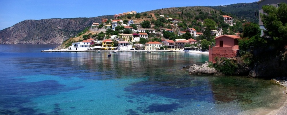 How to spend a week in Kefalonia