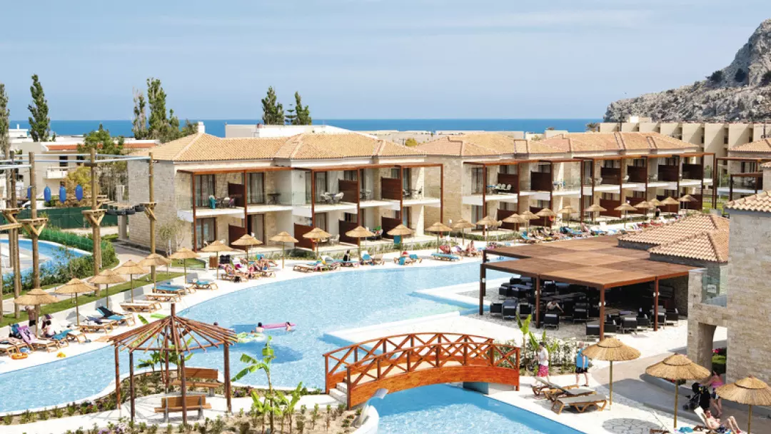 Our Top Family Hotels in Greece