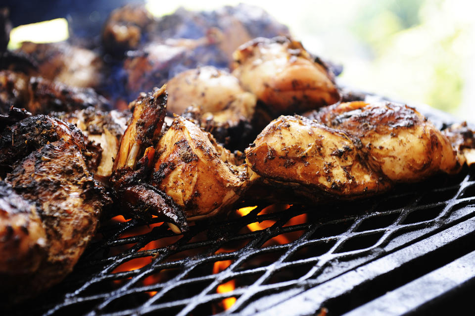 Jerk Chicken Jamaica