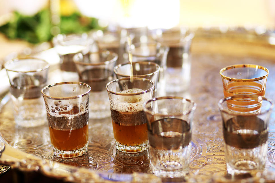 Moroccan Drinks