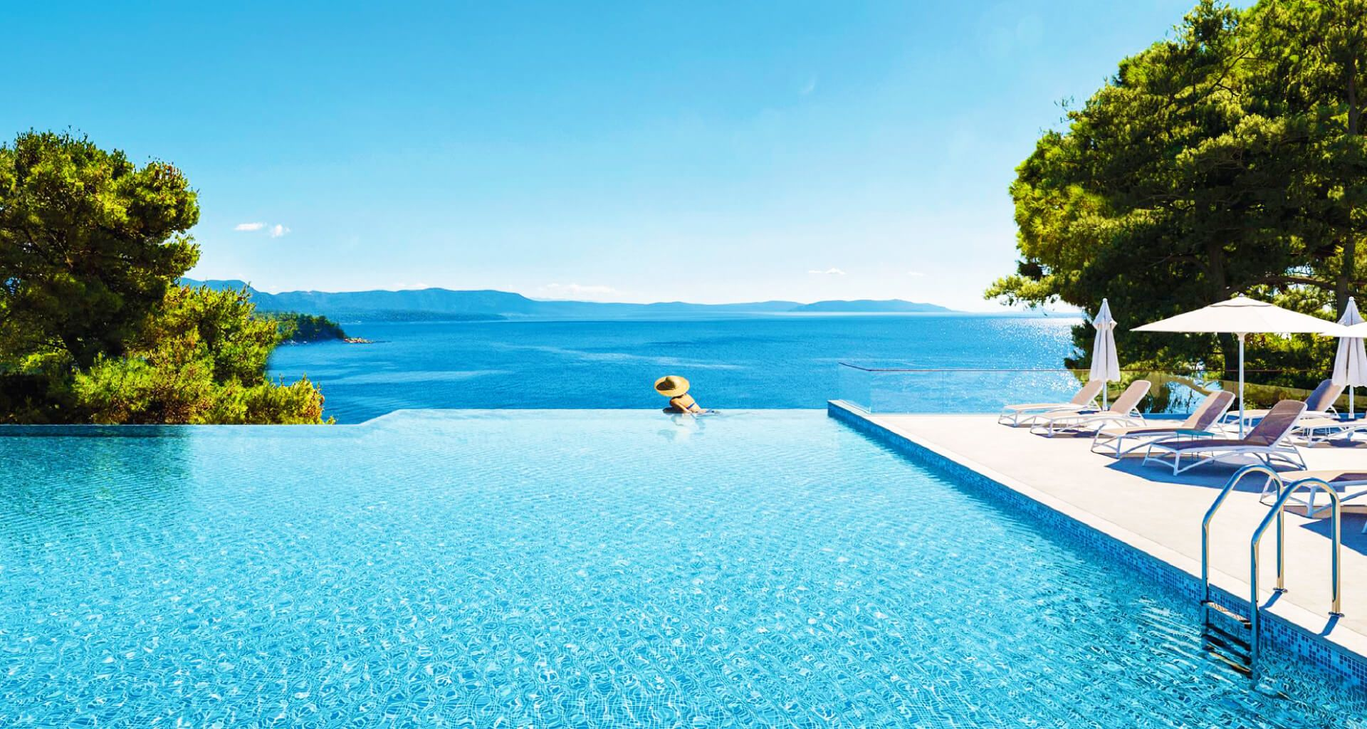 A guide to the best hotels in Kvarner Bay