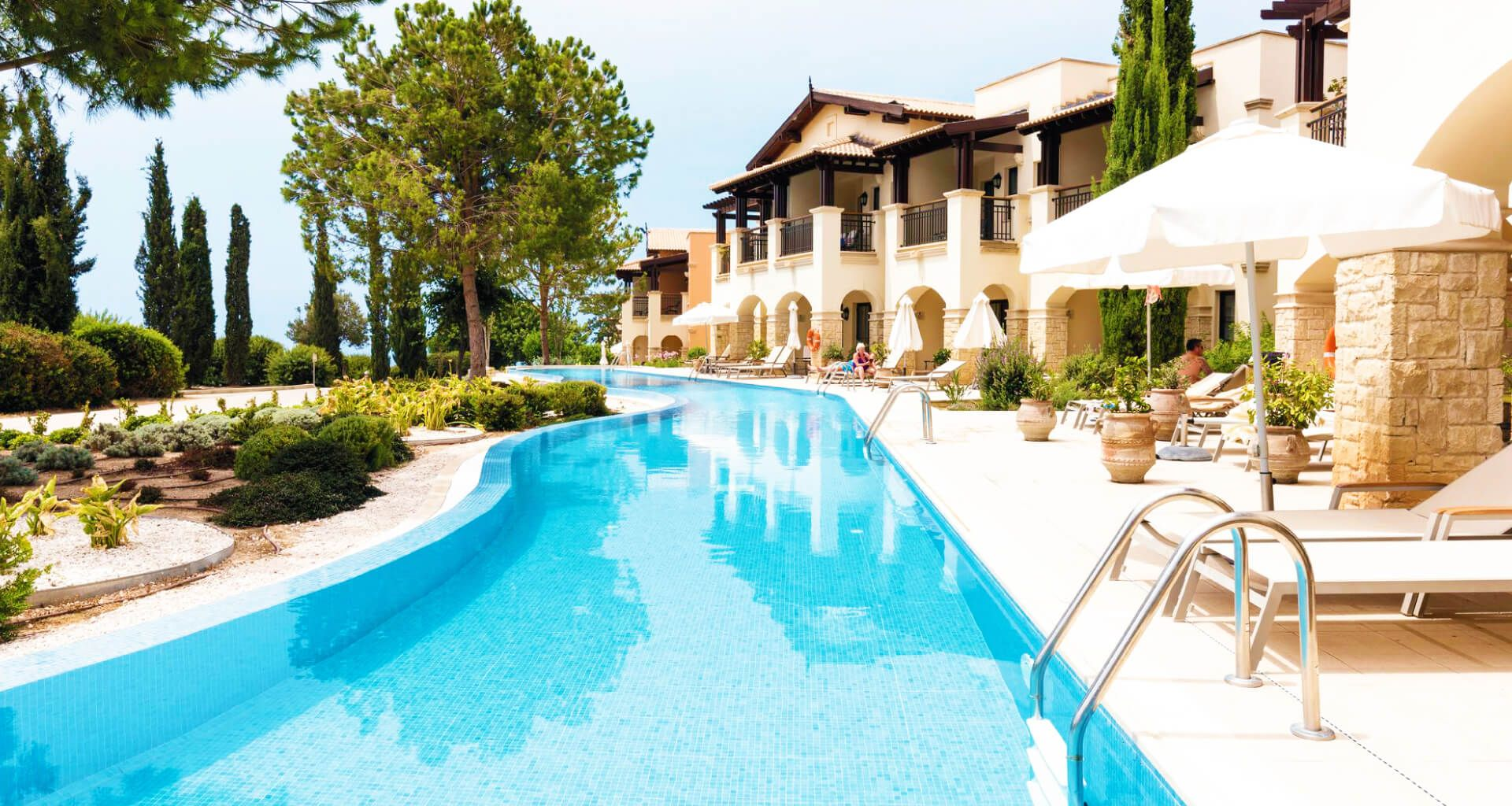 A guide to the best hotels in Paphos