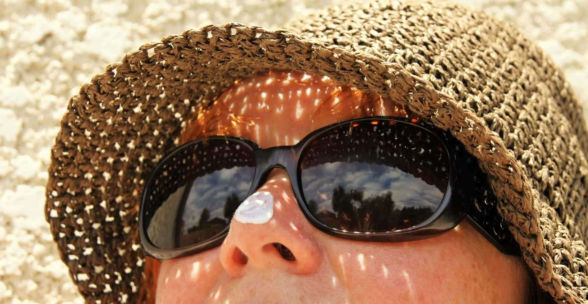 Sun-cream-shy Brits Left Red-Faced In More Ways Than One