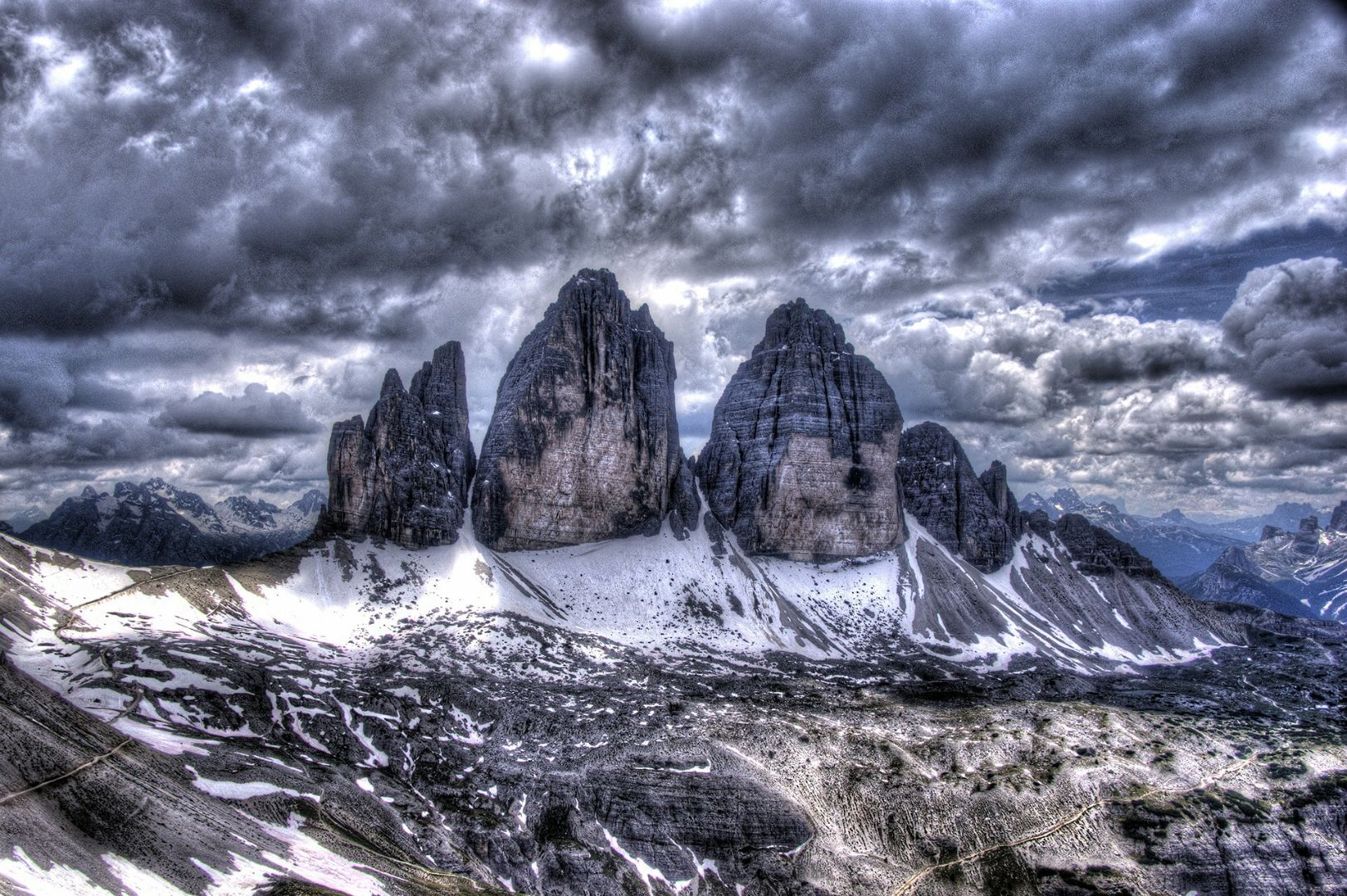 Three Peaks of Lavaredo