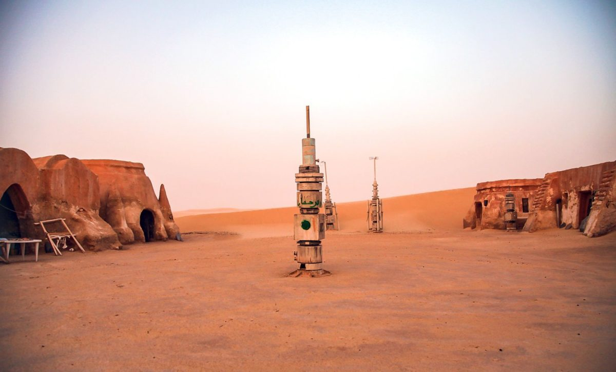 Step into a larger world – choose your Star Wars holiday destination