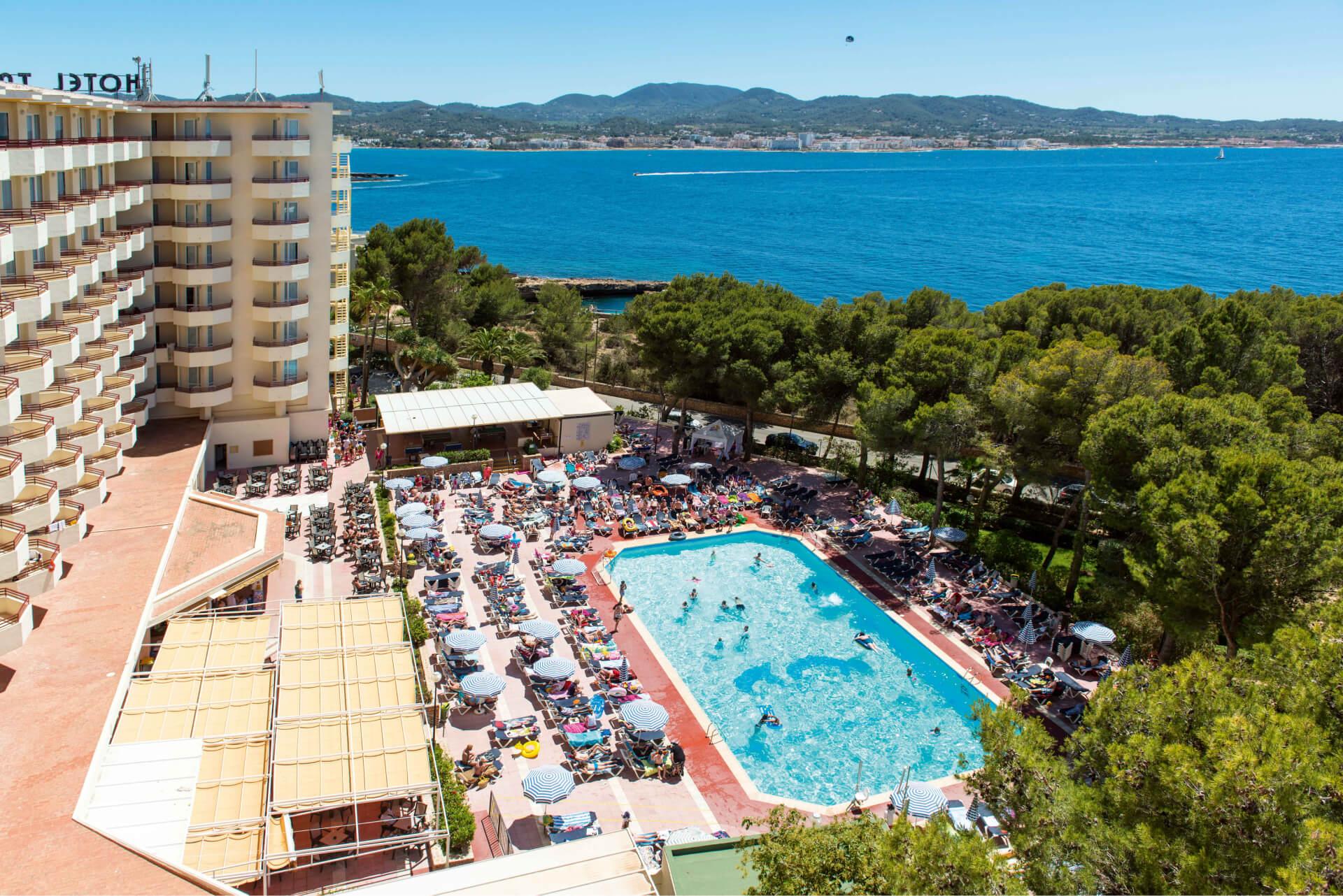 Fiesta Tanit Hotel Ibiza Holiday Hypermarket
